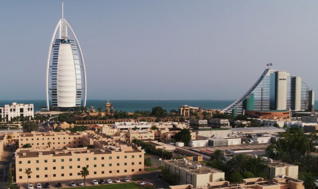 Eahm, Burj Al Arab, Wset, Dubai